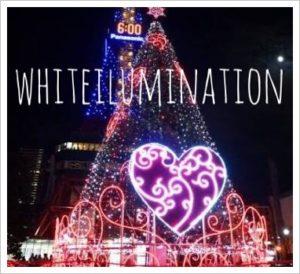 札幌ホワイトイルミネーション2017の期間と点灯時間!場所の地図も3