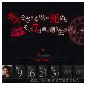 トドメの接吻で山崎賢人が毎週キス?相手の女優は?放送日と主題歌も2