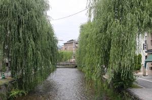 京都 華頂 一本橋